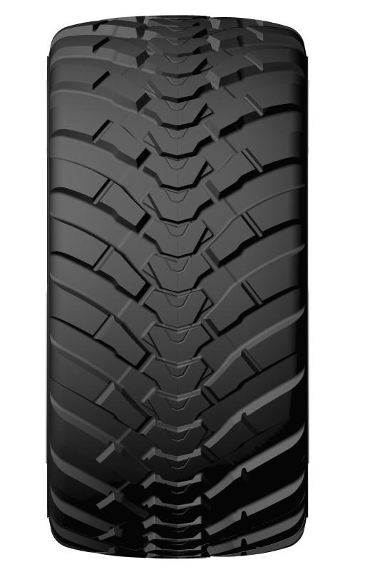 Michelin: nuovi pneumatici TrailXBib, per rimorchi, spandiconcime e carribotte