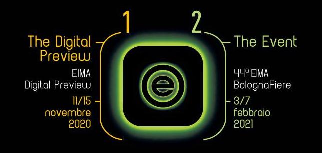 EIMA Digital Preview: si delinea la piattaforma