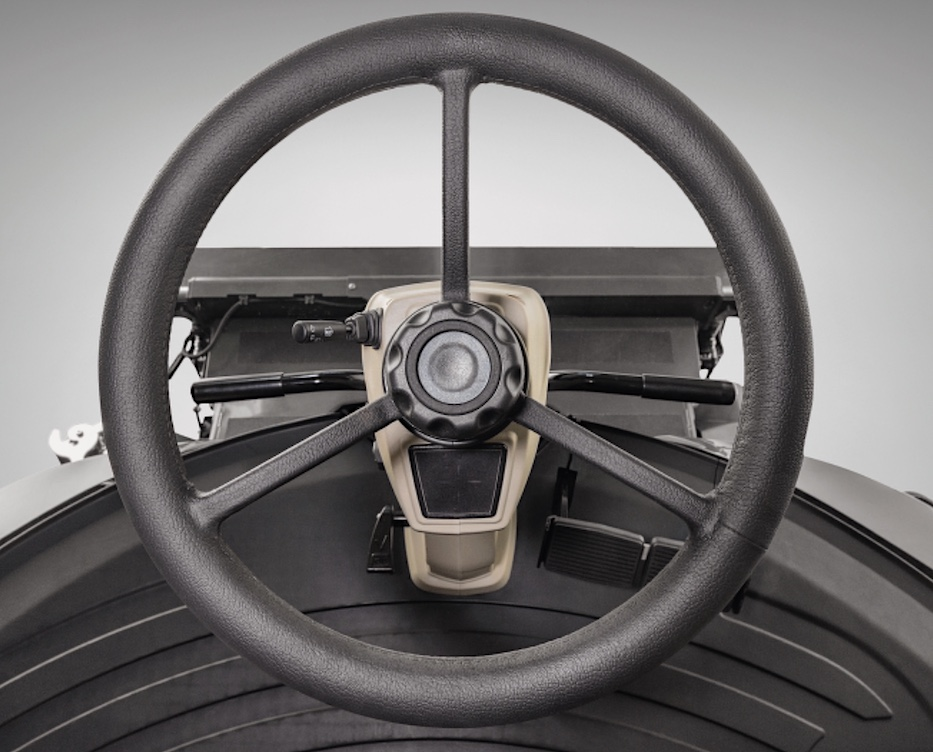 Fendt: Ideal 10, la nuova mietitrebbia top di gamma, anche senza volante