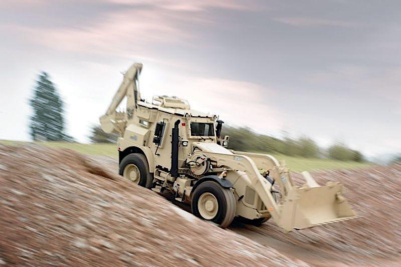 JCB: speciale fornitura di mezzi ad alta mobilità all'esercito USA e ai Marines