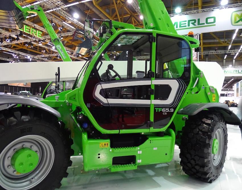Merlo: nuovo TF65.9, il telescopico heavy-duty dedicato al settore agro-energetico