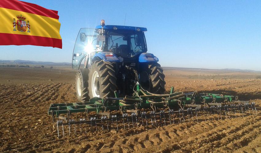 Spagna: dal Plan Renove 8 milioni di euro per svecchiare il parco macchine agricole