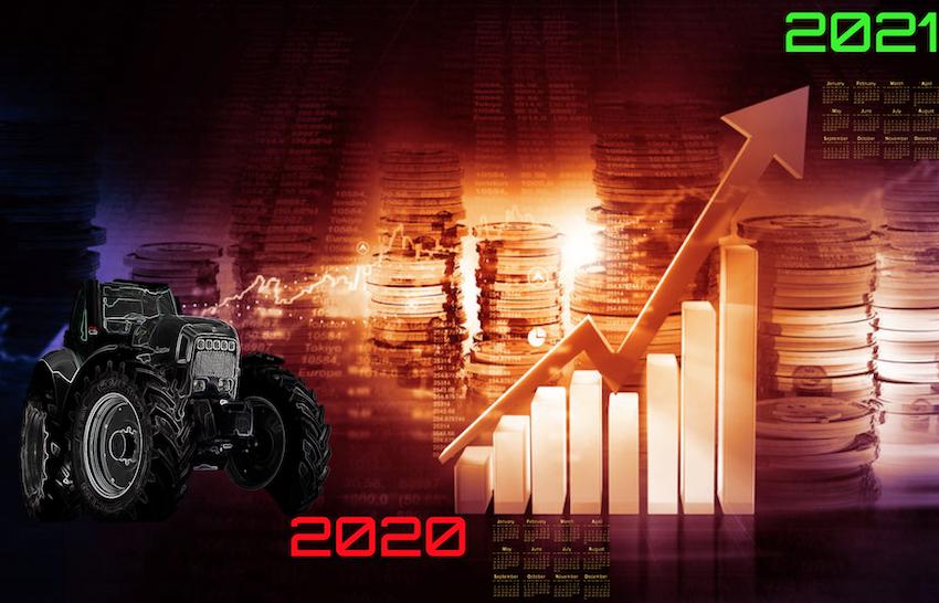 Mercato macchine agricole: 2021, l'anno del recupero?